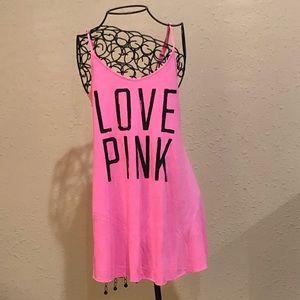 Victoria's Secret swim suit coverup!